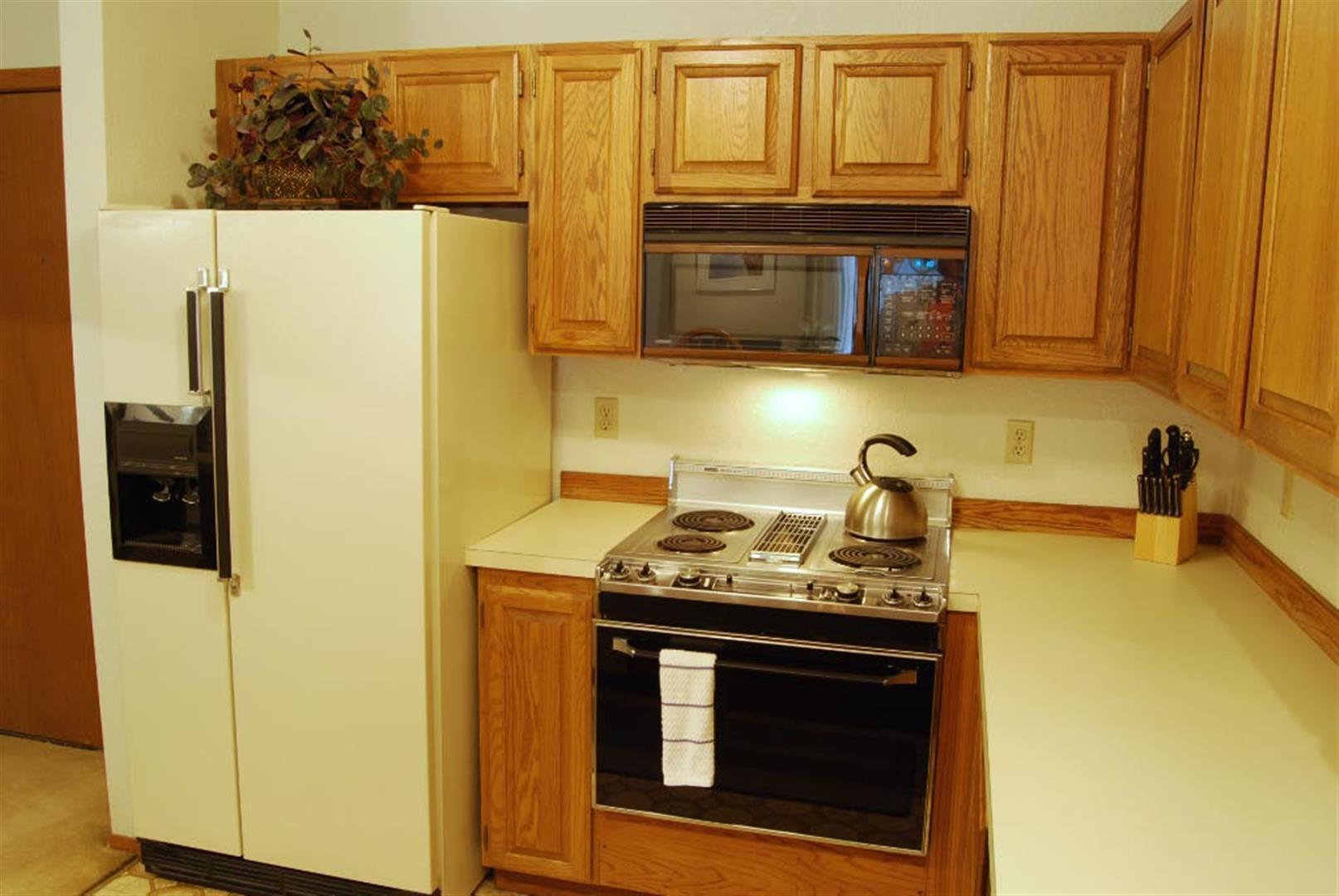 Kitchen in 234