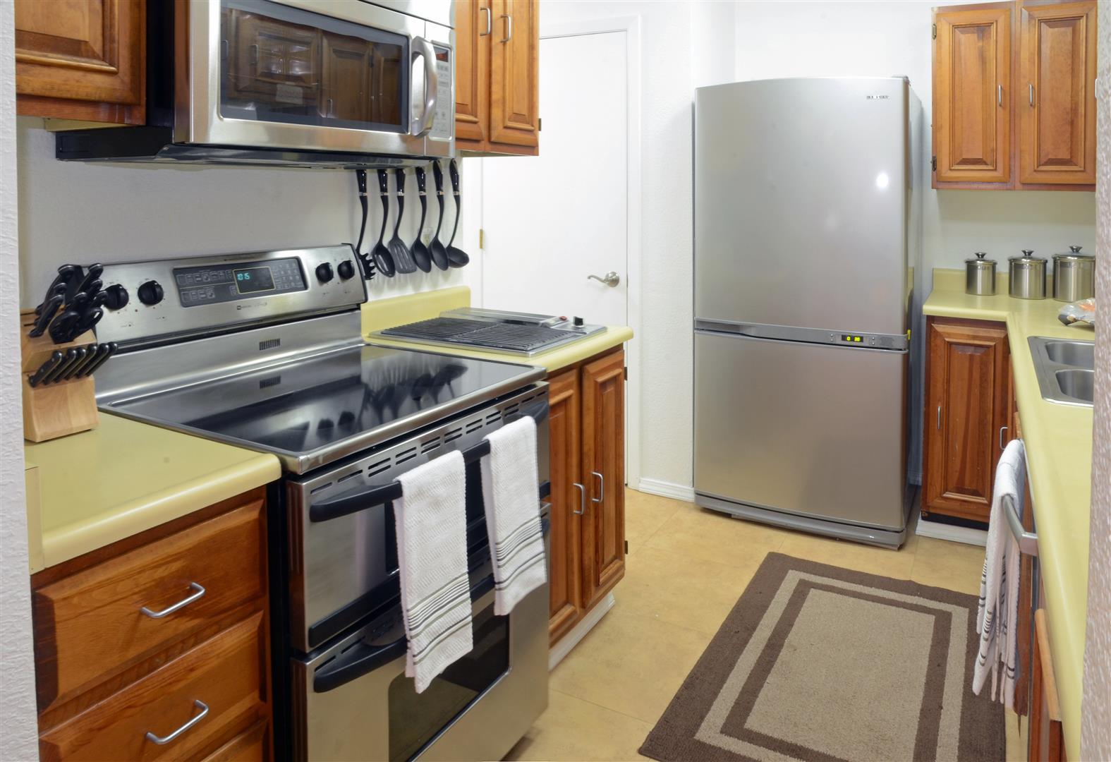 Kitchen at 4714