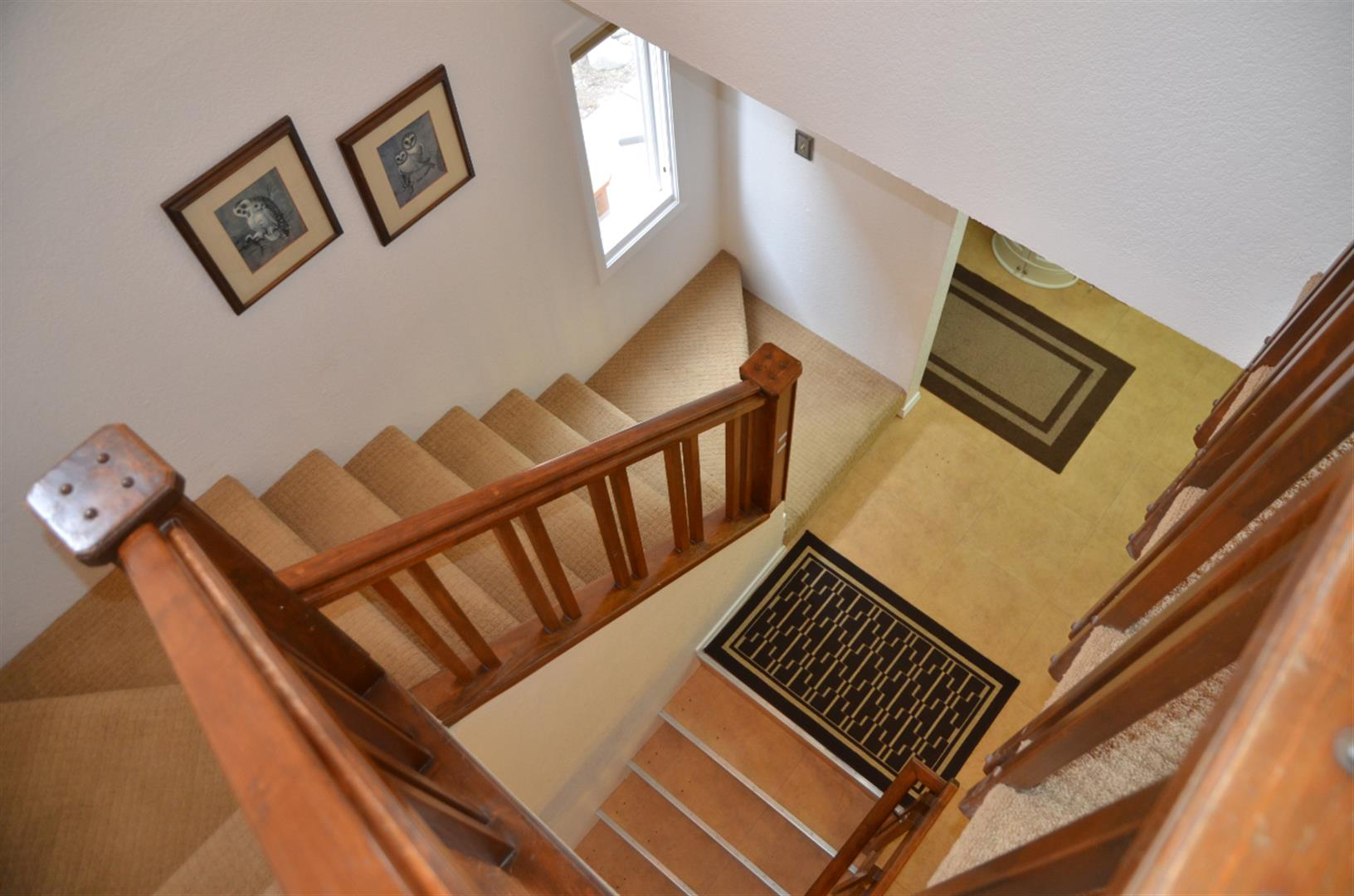 Stairway at 4714